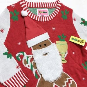 Tipsy Elves Ugly Christmas Holiday Sweater